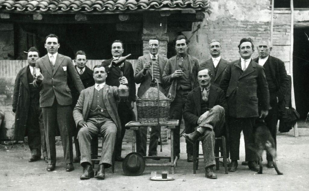 Gruppo di coloni di Castelmaggiore