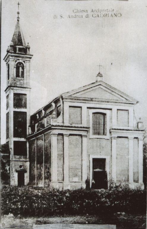 Chiesa di S. Andrea di Cadriano