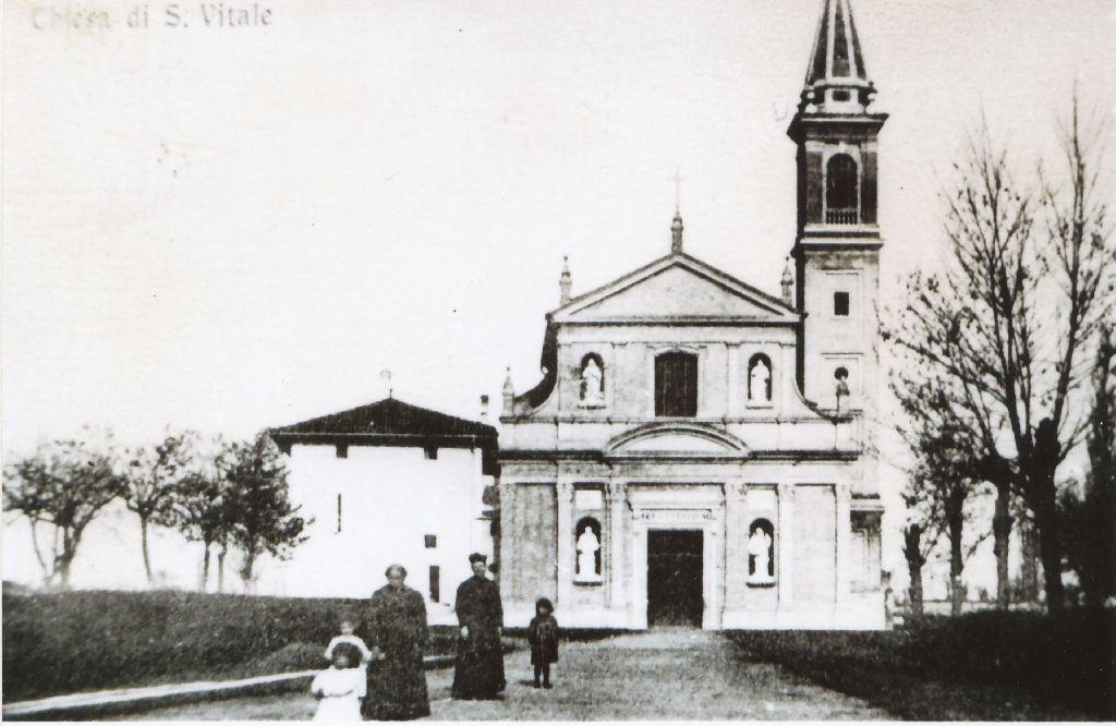 Chiesa di S. Vitale di Granarolo
