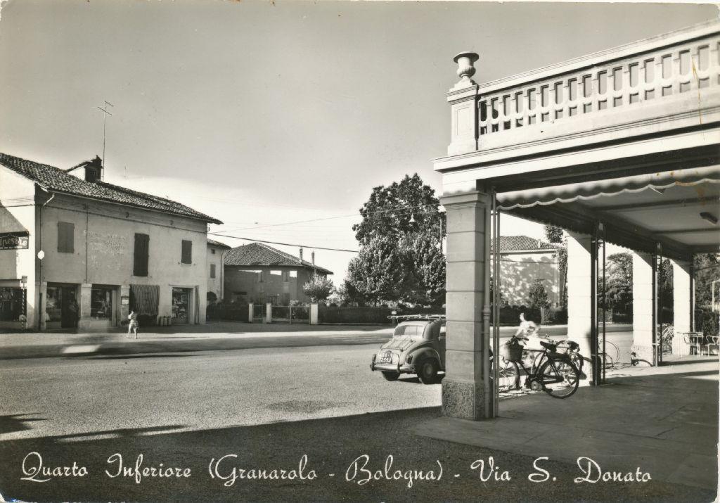 Via S. Donato a Quarto Inferiore