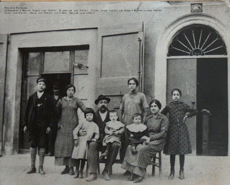 Famiglia Ettore Zaccaroni