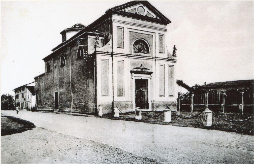 Chiesa SS. Vittore e Giorgio di Viadagola