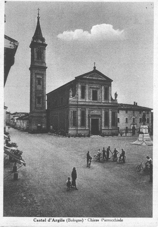 Chiesa parrocchiale di Castello d'Argile