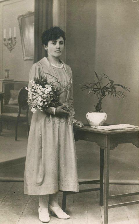 Adelina Baldazzi, anni'20