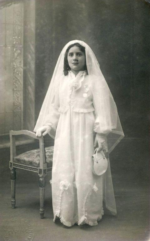 Bruna Gubellini, anni'40