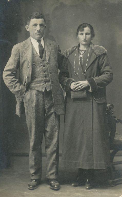 Marcella Lanzi e Giovanni Lambertini, Granarolo dell'Emilia anni'30
