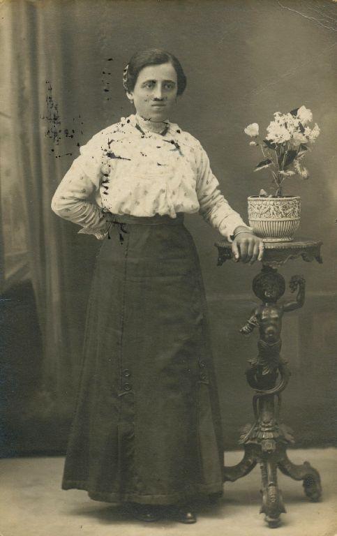 Marcella Lanzi, Granarolo dell'Emilia anni'30