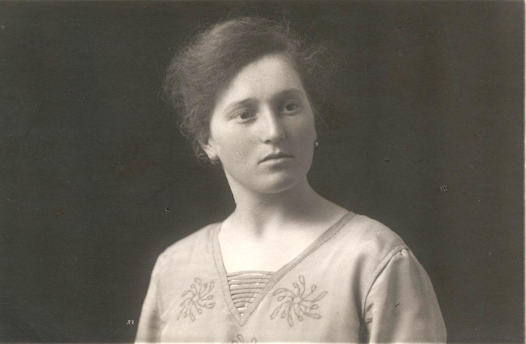 Ritratto di Celestina Lambertini, Granarolo dell'Emilia