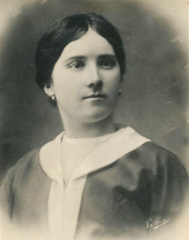 Ritratto di Olga Lambertini, Granarolo dell'Emilia
