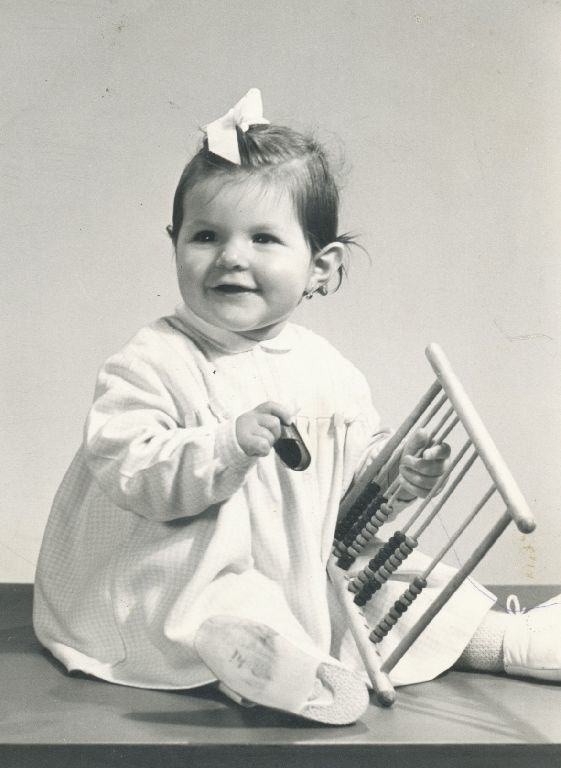 Nadia Galli bambina